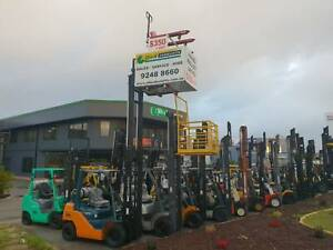 Massive winter forklift SALE All makes and models from $4,950 Malaga Swan Area Preview