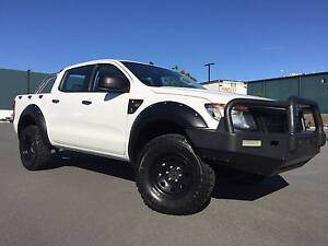 2012 Ford Ranger Ute 4x4 Turbo Diesel best value in town. Low Ks Arundel Gold Coast City Preview