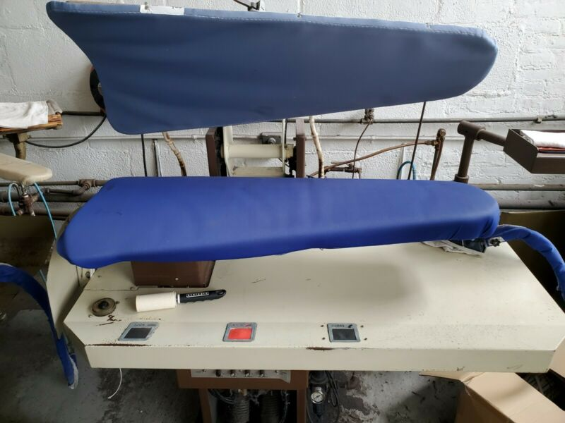 Forenta Dry Cleaning Press (Model SDL46). Used. New Press Pad