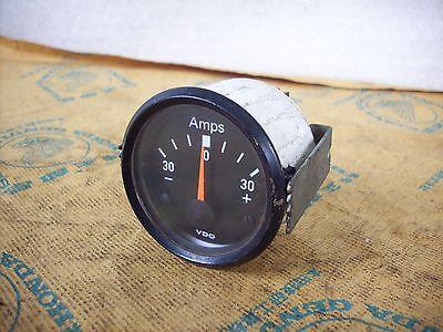 Universal VDO Amperemeter 12V / Meter Ampere VDO ()