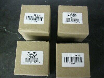 Lot Of 4 Master Appliance Fld-451 Replacement Fields For 120 Volt Hg Heat Guns