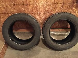 Cooper Discover Winter tires - 275 55 R20