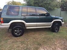 1998 Holden jackaroo Mount Cotton Redland Area Preview