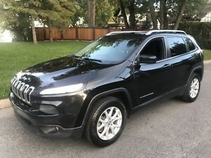 2015 Jeep Cherokee 4WD 4dr North