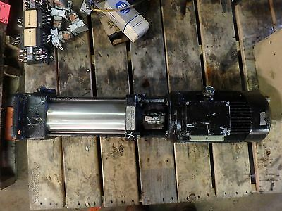 Grundfos Pump Cr2-150av Cr2150av Motor 100la2-28f130
