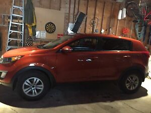 2012 kia sportage 5 speed 160000klms 6995.00