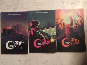 Outcast comic book graphic novel Vol. 1-2-3