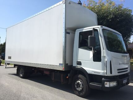Truck For Sale  2005 Iveco Eurocargo Pantech. 50 cubic meters Canning Vale Canning Area Preview