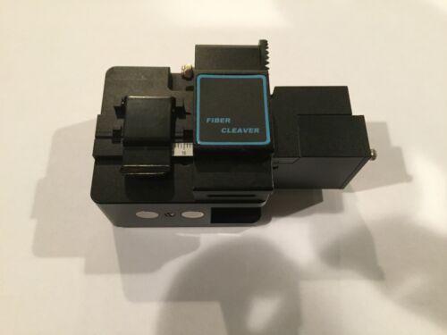 Fiber Optic Cleaver with case