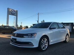 2015 Volkswagen Jetta Highline 2.0 TDI 6sp w/ BLUETOOTH