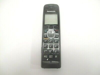 PANASONIC KX-TG6641 Telephone Phone - Handset Only - Needs AAA Batteries! for sale  Shipping to India