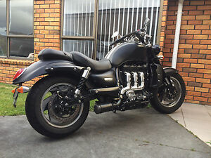 Triumph Rocket Exhaust Ebay