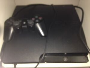 PS3 160GB Console + 1 Game