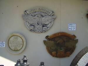 harley davidson wall plaque - Garden Sheds Galore