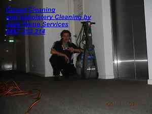 Professional carpet cleaning and upholstery cleaning Petrie Pine Rivers Area Preview