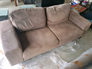 Large 2 seater couch Raceview Ipswich City Preview