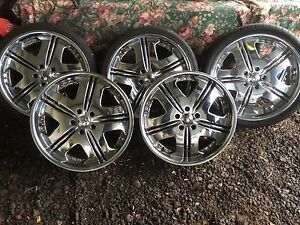 "ford,falcon,xr6,xr8,ba,bf,toyota,xhp,shoreline ,19"" rims set of 5 Berkshire Park Penrith Area Preview"