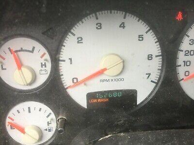 2004-2005  DODGE RAM 1500  GAUGE Speedometer Cluster 152K OEM SPEEDO 5.7 HEMI