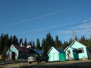 x2 Historic Barkerville Homes