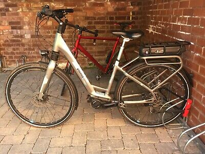 Giant Prime E+ 2 Electric Hybrid Bicycle