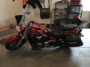 2007 Yamaha V-Star 1300 Motorcycle