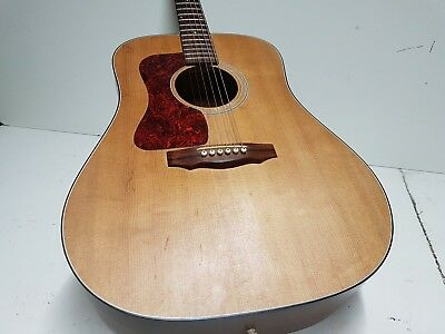 90's GUILD LEFT HAND ACOUSTIC - made in USA