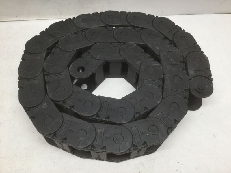 """IGUS Energy Chain Systems 250.03.055, 54"""" Length, 2 1/8"""" Wide, 30 Links"""