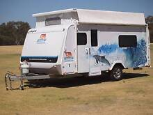 EXPANDA 6 BERTH 16.49.4 FOR HIRE from $105 Marangaroo Wanneroo Area Preview