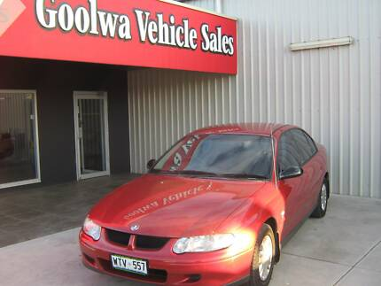 2001 Holden Commodore Sedan ACCLAIM