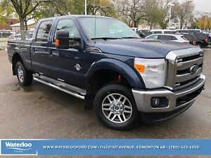 2016 Ford F-350 Lariat Crew Cab 156 | Heated/Cooled Seats | Remo