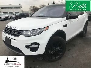 2018 Land Rover Discovery Sport 237hp HSE-blind spot-360 camera