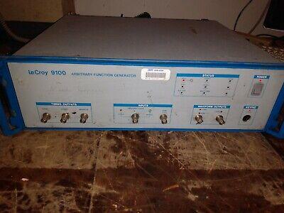 Vintage Lecroy 9100 Arbitrary Function Generator