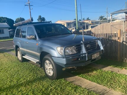 2006 Toyota Landcruiser Vx (4x4) 5 Sp Automatic 4d Wagon Mackay Mackay City Preview