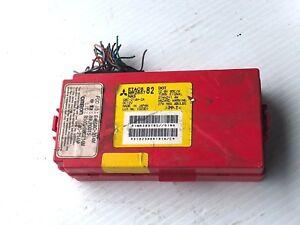 2004 - 2006 Mitsubishi Montero ETACS Body Control Module Unit P: MR285782 OEM !