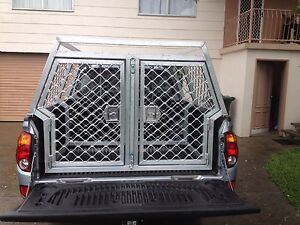 Custom made aluminium dog crates Innisfail Cassowary Coast Preview