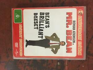 Mr Beans Brilliant Boxset dvds Manly Manly Area Preview
