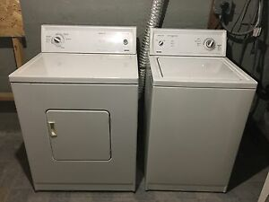 Kenmore 80 Series Washer and Electric Dryer