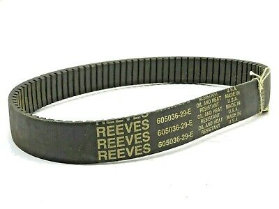 New Reeves 605036-29-e Moto Drive Belt 60503629e
