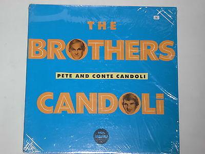 PETE AND CONTE CANDOLI -The Brothers Candoli- LP