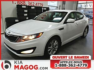 2012 Kia Optima EX Turbo / JAMAIS AC