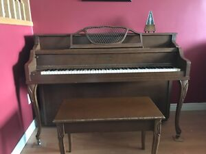 Piano - Apartment Sized