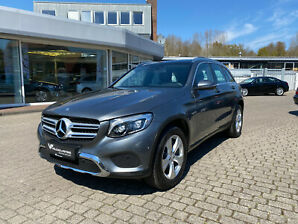 MERCEDES-BENZ GLC 250 d 4M+EXCLUSIVE+LED+STANDH.+NAVI+PANO+TOT