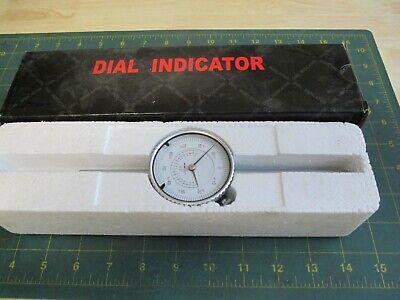 Machinist Tools Dial Indicator 0-2 .001