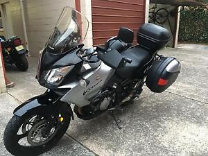 Suzuki V-Strom 2008 DL1000 Meadowbank Ryde Area Preview