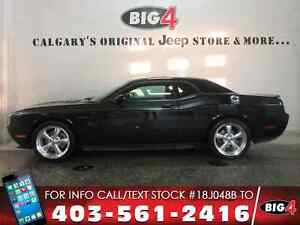 """2010 Dodge Challenger R/T Classic, Auto, Leather, 20 wheels"""""""