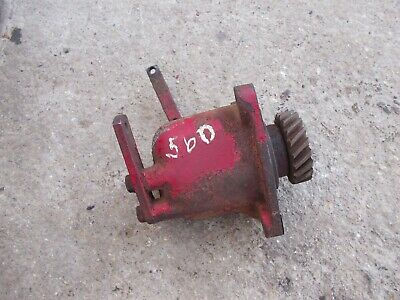 Farmall 560 Ih Rowcrop Tractor Engine Motor Governor Assembly