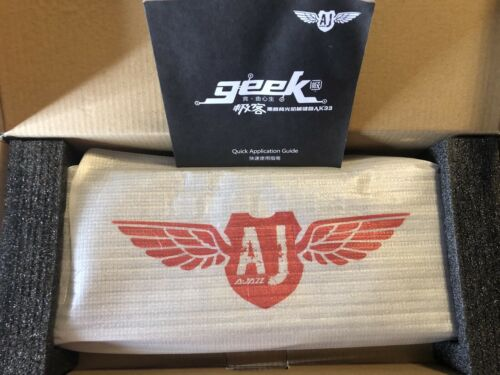 Ajazz AK33 Geek Mechanical Keyboard, 82 Black  Keys Layout
