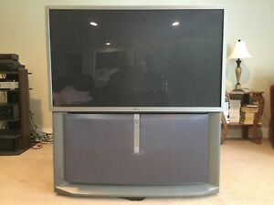 Sony 51 inch rear projection TV