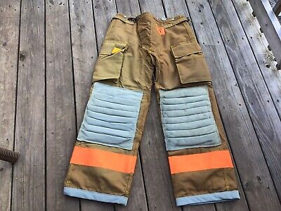 Morning Pride Turnout Gear Bunker Pants 34 X 30
