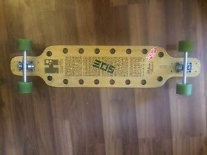 Holesome long board